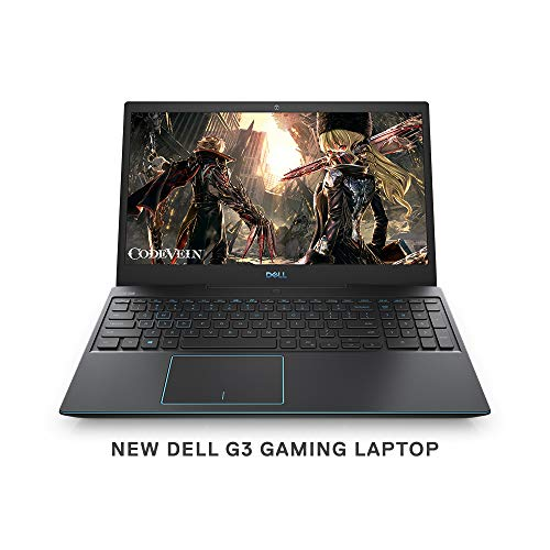 DELL G3 3500 Gaming 15.6-inch Laptop (10th Gen Core i5-10300H/8GB/1TB + 256GB SSD/Win 10/4GB NVIDIA1650 Ti Graphics), Eclipse Black