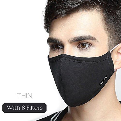 masque anti poussiere avec cartouche
