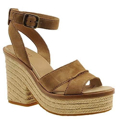 - UGG Carine Women's Sandal 6.5 B(M) US Chestnut
