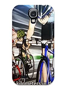 Hot 2445429K74447028 Galaxy S4 Case Cover 273 Yowamushi Pedal Case - Eco-friendly Packaging
