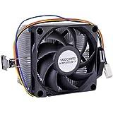 """AMD Socket FM1/AM3+/AM3/AM2+/AM2/1207/940/939/754 4-Pin Connector CPU Cooler With Aluminum Heatsink & 2.75"""" Fan For Desk"""