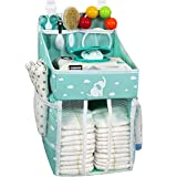 Hanging Diaper Caddy - Diaper Organizer for