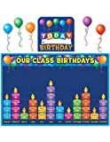 preschool birthday chart - Teacher Created Resources 5335 Birthday Graph Bulletin Board