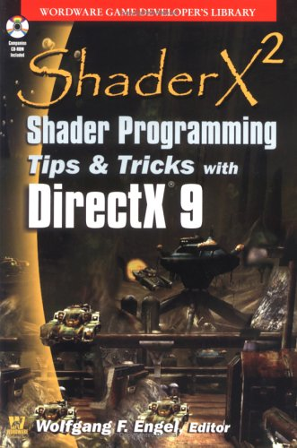 ShaderX2: Shader Programming Tips and Tricks with DirectX 9.0 by Brand: Wordware Publishing, Inc.