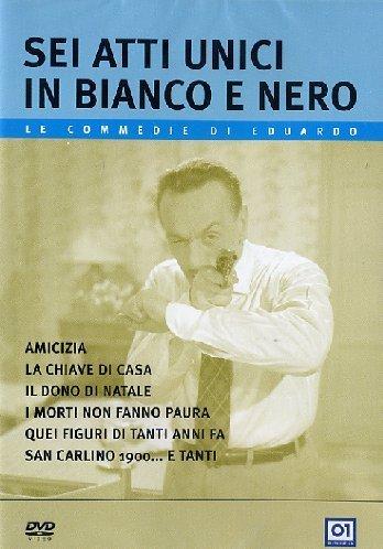 de filippo - sei atti unici in bianco e nero (dvd) italian import by eduardo de filippo