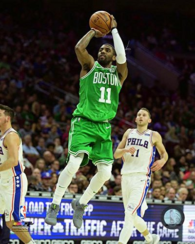 36cff1cb159e Amazon.com  Kyrie Irving Boston Celtics NBA Action Photo (Size  11