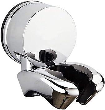 Vacuum Suction Cup Shower Head Holder Bracket Adjustable Sprayer Head Stand UK