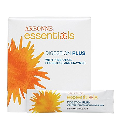 Arbonne Digestion Plus Dietary Supplement 30 stick packs/box Review