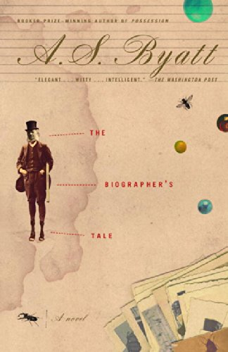 The Biographer's Tale: A Novel