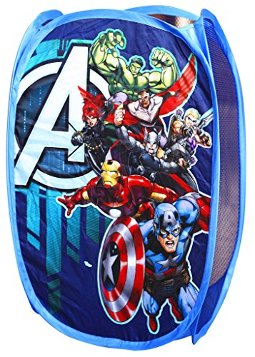 Marvel Avengers Assemble Pop Up Hamper ()