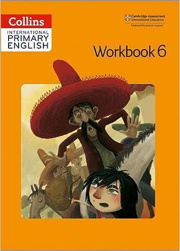 Descargar Collins Cambridge International Primary English – International Primary English Workbook 6 Epub Gratis