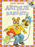 Arthur Babysits (Red Fox picture book)