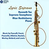 Lyric Soprano Saxophone