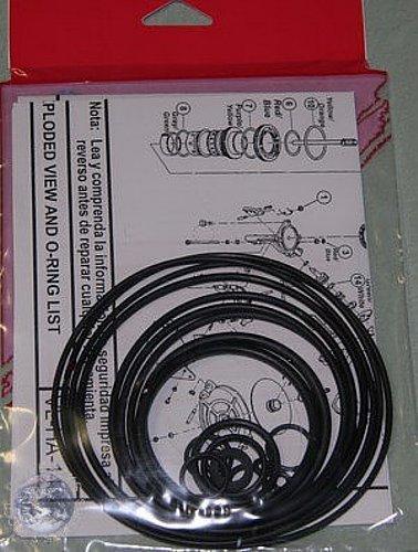 Duo Fast Kn 1848 Kw1748 Lfn 764 O Ring Kit Ktdf848
