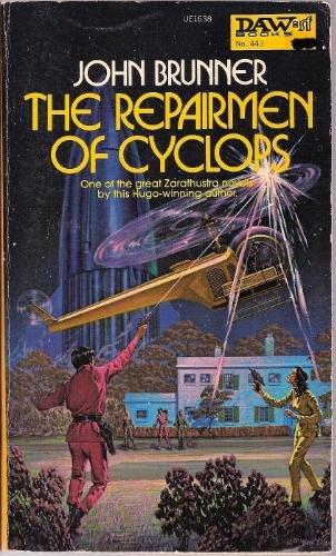 book cover of The Repairmen of Cyclops