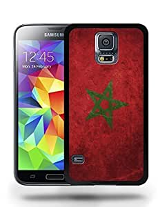 Morocco National Vintage Flag Phone Case Cover Designs for Samsung Galaxy S5