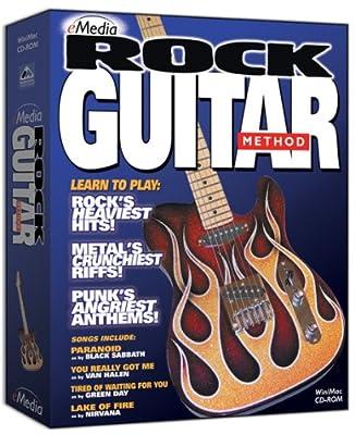 eMedia Rock Guitar Method [Old Version]