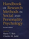 img - for Handbook of Research Methods in Social and Personality Psychology (2014-02-24) book / textbook / text book