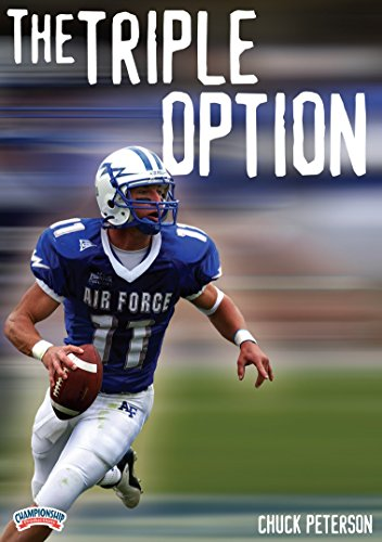 Championship Productions Chuck Peterson: The Triple Option DVD (Best Football Coaching Dvds)