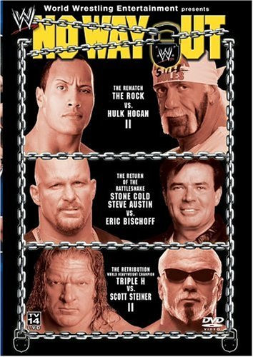 WWE No Way Out 2003 (No Way Out Dvd)