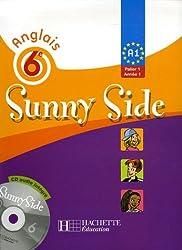 Sunny Side Anglais 6e Manuel élève + CD