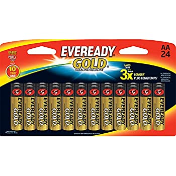 Amazon.com: EVEA91BP24HT - Eveready Gold Alkaline