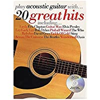 Play Acoustic Guitar With... 20 Great Hits. Partituras