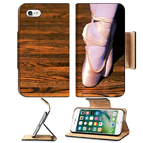 Unique Occupation Costumes (Liili Premium Apple iPhone 7 Flip Pu Leather Wallet Case Ballet pointe shoes shot on a sunny day with shallow depth of field Photo 911594 Simple Snap Carrying)