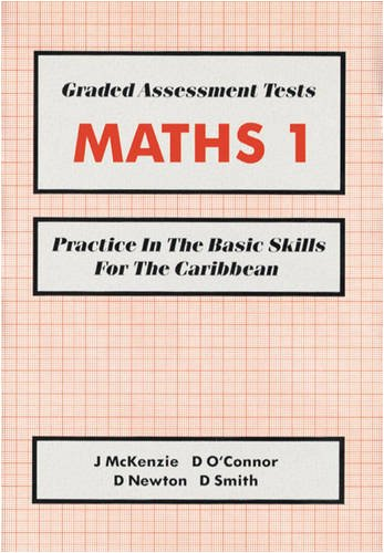Graded Assessment Tests Maths 1