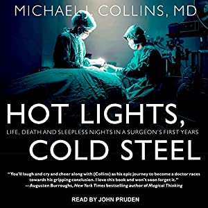 Hot Lights, Cold Steel Audiobook