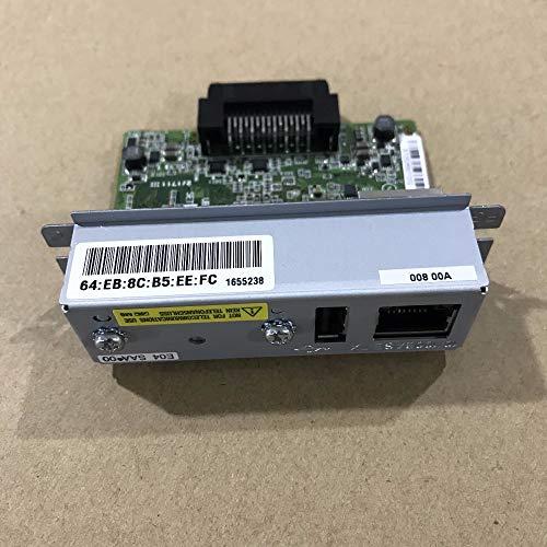 (Yoton Original TM-U220 E04 Network Ethernet interface Port Card For TM-T88III TM-T88IV TM-T88V Receipt Printer)
