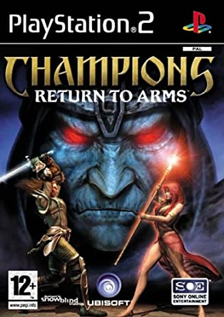 Champions: Return To Arms (PS2) by Daybreak Game Company