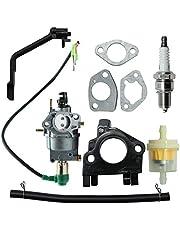 Carburetor with Insulator kit for Champion 40023 40030 41135 41152 41154 41302 41311 41331 41332 41351 49011 49056 C41155 C49055 CSA40036 CSA41155 CSA41155E ETL7007 Generator