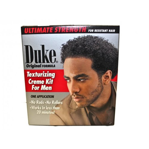 (Duke Waves and Fades Texturizer Kit)