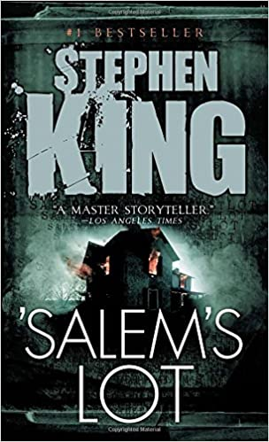 Stephen King Books List : Salem's Lot (1975)