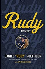 Rudy: My Story Paperback