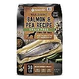 Member's Mark Exceed Grain-Free Dry Dog Food, Wild-Caught Salmon & Peas (30 lbs.) (pack of 2)