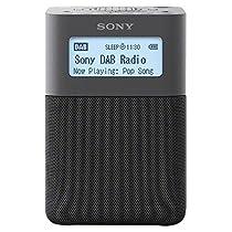 Sony XDR-V20D Radiosveglia