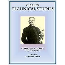 Clarke's Technical Studies: An e-Reader Edition