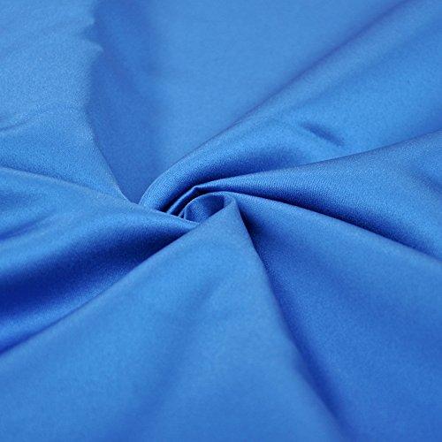 Ma Chérie Empire Robe De Soirée Bustier En Satin Bleu Barbeau