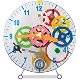 Make Your Own Mechanical Clock 31 Pieces