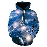 DRAGONHOO Hooded Sweatshirt Men Men's Autumn Spring 3D Printing Long Sleeve Hoodies Sweatershirt Tops Shirt Outwear