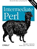 img - for Intermediate Perl: Beyond The Basics of Learning Perl book / textbook / text book