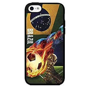 iPhone 5 / 5s It's during our darkest moments that we must focus to see the light - Black plastic case / Inspirational and motivational life quotes / SURELOCK AUTHENTIC