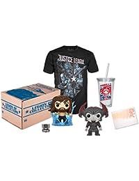Funko Legion of Collectors Box- Justice League (Nov2017) with XL T-Shirt