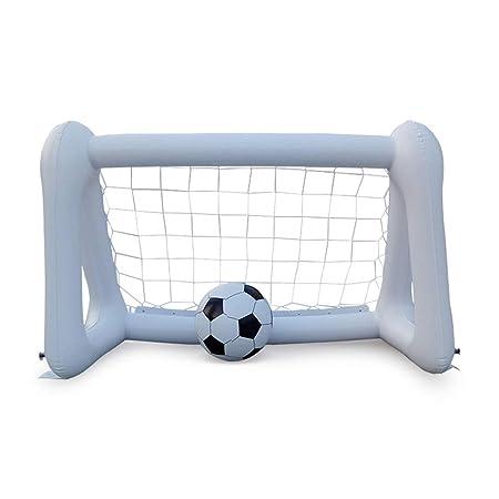 Abboard - 1 Red de portería de fútbol Inflable para Juegos ...