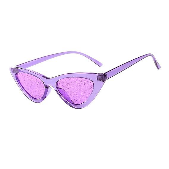 Amazon.com: Fashion Sunglaess, Womens Jelly Sunshade ...