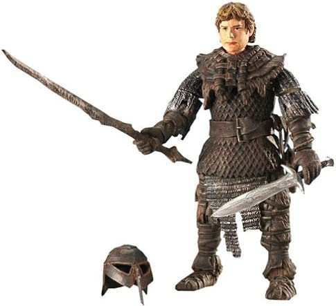 Amazon Com Lord Of The Rings Samwise Gamgee W Golbin Armor Action Figure Toys Games
