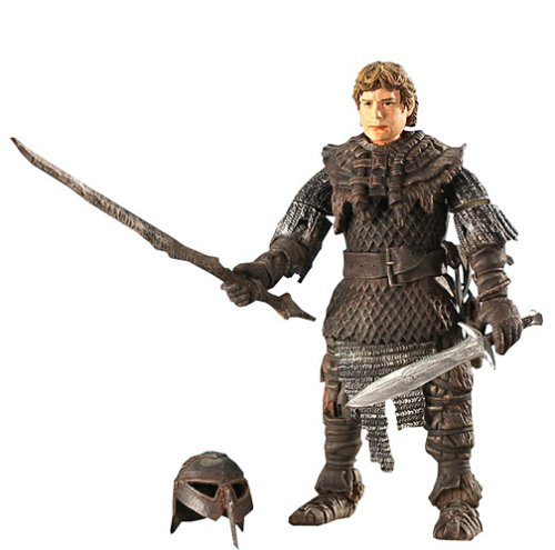Lord of the Rings Return of the King Action Figure Samwise Gamgee In Goblin Armor