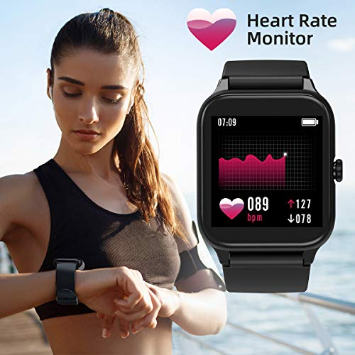 Blackview R3Pro SmartWatch Wasserdicht Herz Rate Sport Bluetooth Fitness Tracker